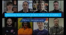 vidéo portrait des métiers des services de l'automobile et de la mobilité