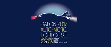 Salon 2017 auto moto de Toulouse