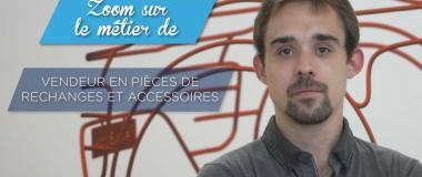 Vidéo : rencontre avec Christophe Lecomte, vendeur PRA